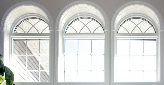 Roundtop windows fersina windows for Round top windows